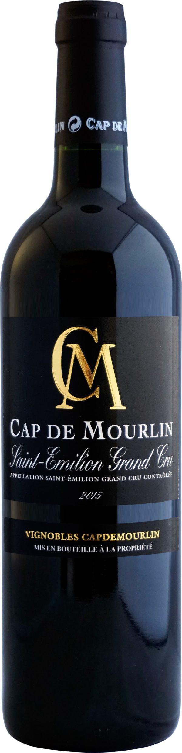 CM Cap de Mourlin 2015
