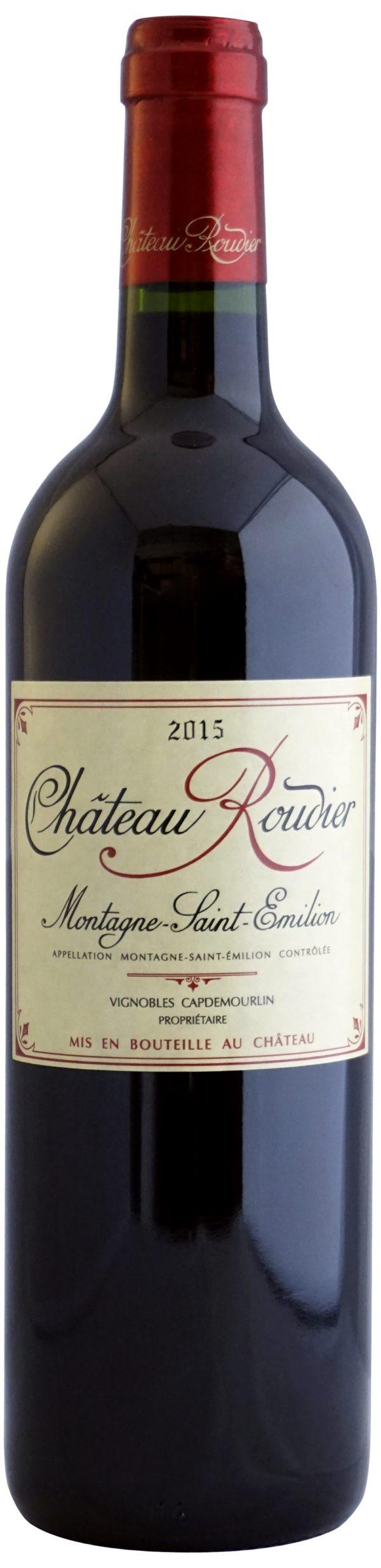 Château Roudier 2015