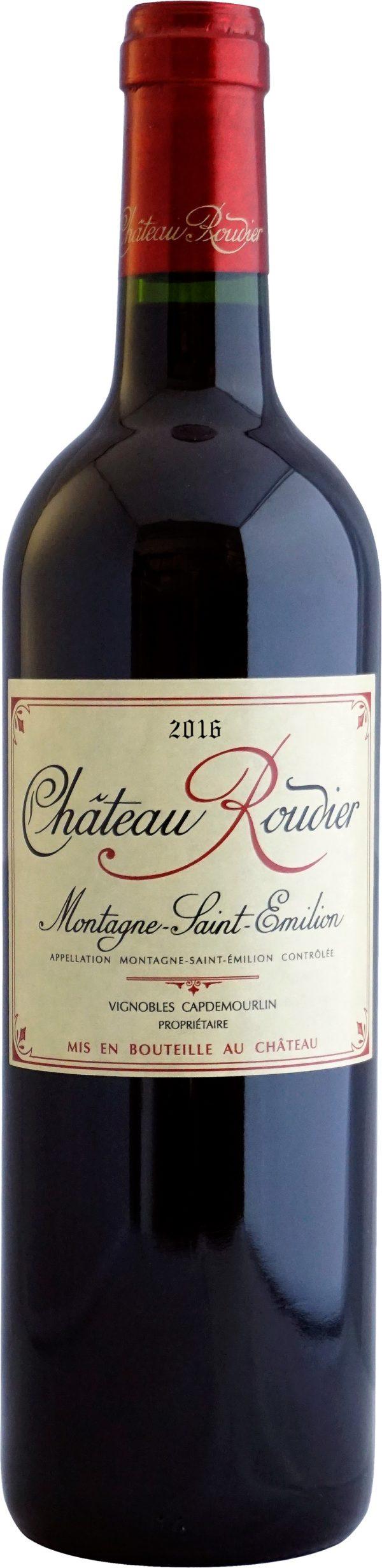 Château Roudier 2016
